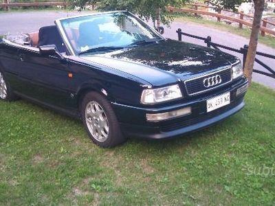 usata Audi Cabriolet