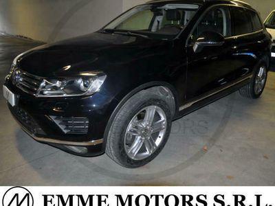 usata VW Touareg 3.0 TDI 262 CV tip. BlueMotion T - AUT/NAVI/PELLE