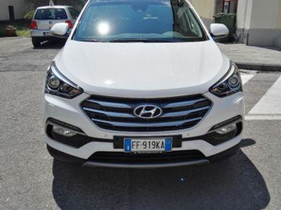 second-hand Hyundai Santa Fe 3ª serie - 2017