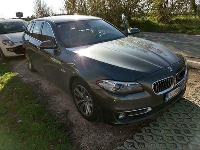 usata BMW 520 d xDrive Touring Luxury AUT.