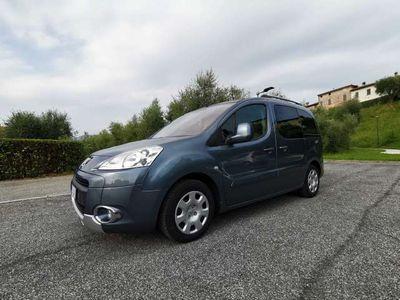 usata Peugeot Partner Tepee 1.6 HDi 110CV Zenith,