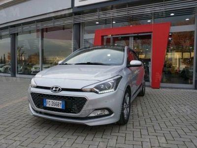 used Hyundai i20 1.4 aut. 5 porte Style del 2016 usata a Citta' di Castello