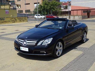 usata Mercedes 350 Classe E Cabrio E cabriocdi BE Avantgarde auto