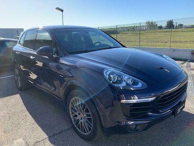 usata Porsche Cayenne 3.0 Diesel Platinum Edition IVA ESPOSTA UNIPRO