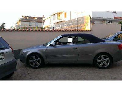 usata Audi Cabriolet Cabriolet2.5 V6 TDI cat