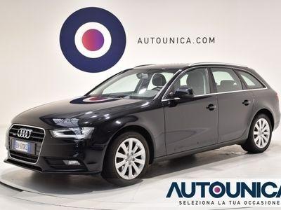 usata Audi A4 A4Avant 2.0 TDI 143CV F.AP. multitronic Advanced
