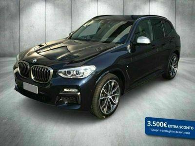 usata BMW X3 X3xdrive M40i 354cv auto