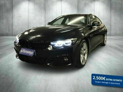 usata BMW 420 Gran Coupé SERIE 4 GRAN COUPE d Msport auto