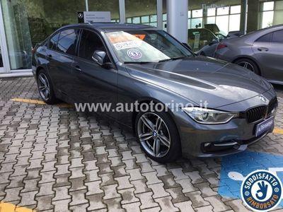 używany BMW 320 SERIE 3 BERLINA d Sport