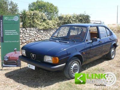used Alfa Romeo Alfasud 1.2 4 porte 5m benzina