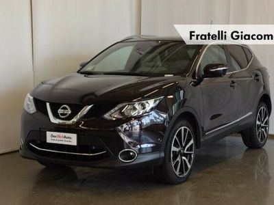 usata Nissan Qashqai 1.6 dCi 4WD Premier Limited Edition