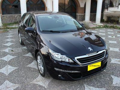 brugt Peugeot 308 MY 2017 STW 1.6 AUTOMATIK BLUEHDI NAV