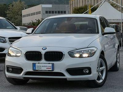 usata BMW 116 Serie 1 d 5p. Sport del 2017 usata a Bonea
