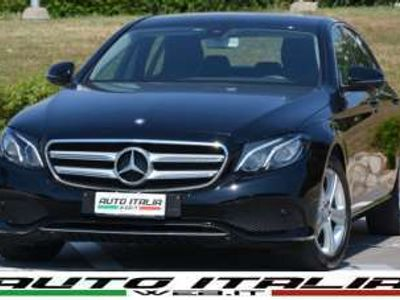 usata Mercedes E200 AUTO SPORT +LED+CAMERA+NAV