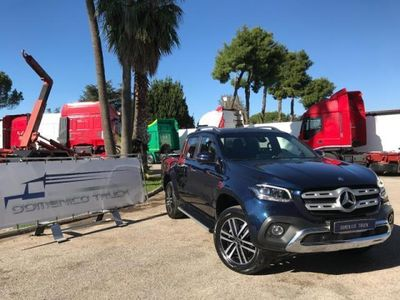 usata Mercedes X250 d 4Matic Power