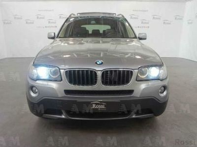 brugt BMW X3 2.0d cat Futura usato