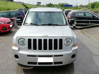 usata Jeep Patriot 2.0 Turbodiesel Limited