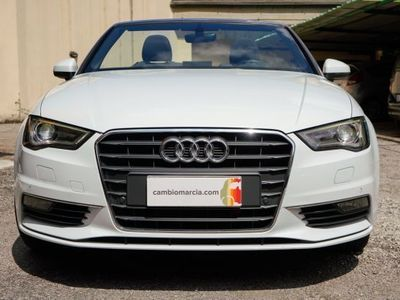 second-hand Audi A3 Cabriolet 2.0 TDI clean diesel S tronic