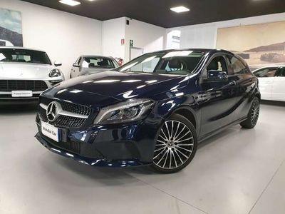 usata Mercedes A180 d Automatic Premium 110CV 2018
