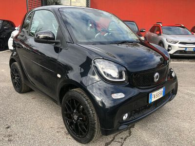 usata Smart ForTwo Coupé TWINAMIC SPORT EDITION TETTO PERMUTE E RATE