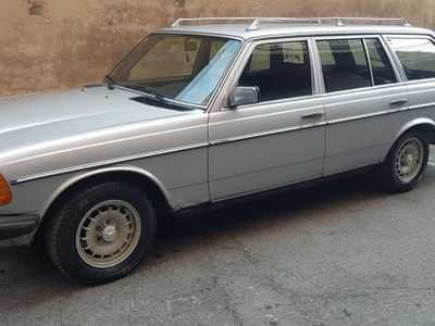 used Mercedes 240 td (W123) - 1984