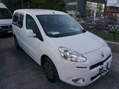 used Peugeot Partner Tepee Mix 1.6 8V HDi 92 FAP Acti