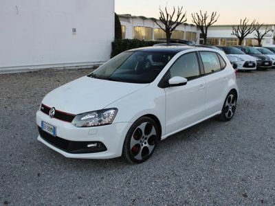 Sold Vw Polo Gti 1 4 Tsi 179cv Dsg Used Cars For Sale