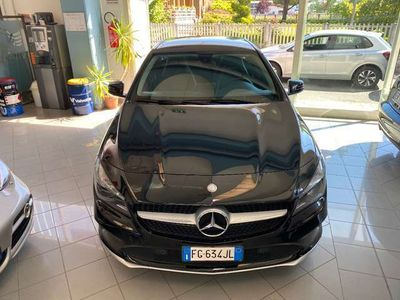 usata Mercedes CLA200 d S.W. Automatic Business