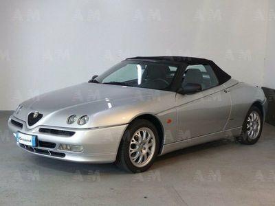 usata Alfa Romeo 2000 Spider 1.8i 16V Twin Spark cat delusata a Lurate Caccivio