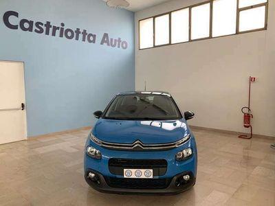 usata Citroën C3 PureTech 82 Shine Solo 23.000 KM!!!