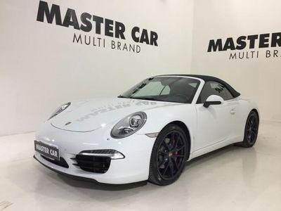 usata Porsche 911 Cabrio S Usato