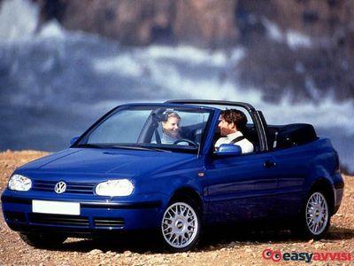 usata VW Golf Cabriolet 1.6 cat Highline