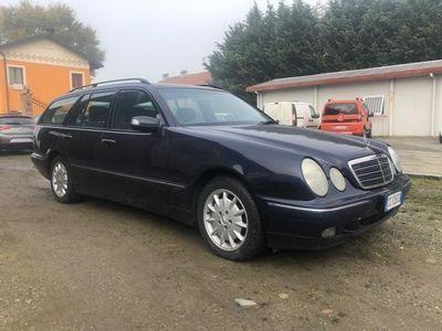 usata Mercedes E270 CDI cat S.W. Elegance