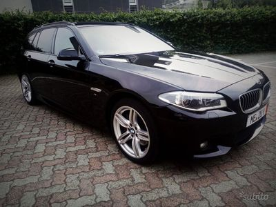 usata BMW 525 d Touring Aut xDrive Msport NAVI LED PELLE