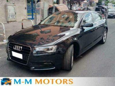 usata Audi A5 SPB 2.0 TDI 177 CV Advanced NAVI+XENON KM REALI!!!