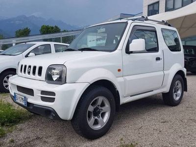 usata Suzuki Jimny 1.3 16v JLX 4wd