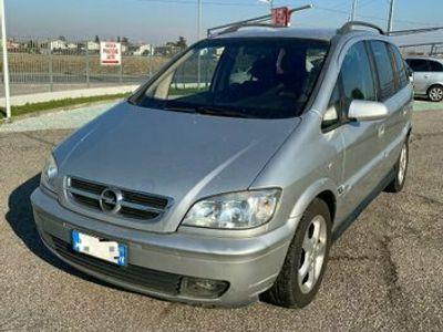 usata Opel Zafira 1.6 METANO / 7 POSTI