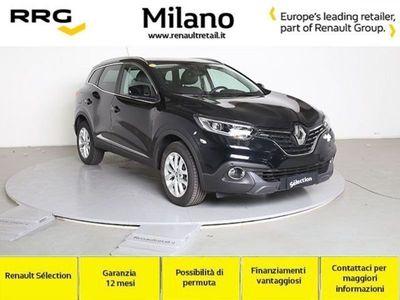 brugt Renault Kadjar 1.6 dCi 130CV 4x4 Energy Intens