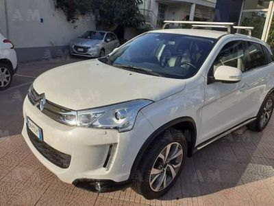 usata Citroën C4 Aircross 1.8 HDi 150 Stop&Start 4WD Exclusive del 2012 usata a Marcianise