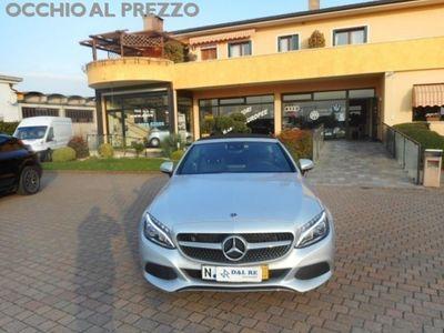 gebraucht Mercedes C220 d Auto Cabrio