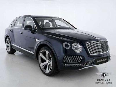 usata Bentley Bentayga Hybrid - Milano