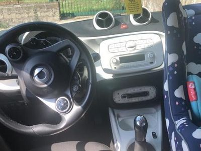 usata Smart ForFour 90 0.9 Turbo Passion cabrio