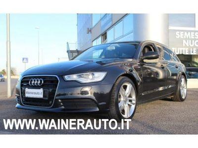 brugt Audi A6 Avant 3.0 TDI 204CV quattro S tronic SLINE S LINE