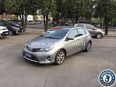 second-hand Toyota Auris 1.8 hybrid Lounge 5p
