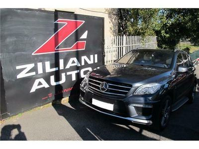 usata Mercedes ML63 AMG AMG Classe M..TETTO..NIGHT VISION..FULL OPT..