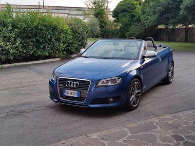 usata Audi A3 Cabriolet 2.0 TDI F.AP. Ambition