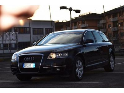 usata Audi A6 2.7 V6 TDI Avant MultiTronic 2oo8