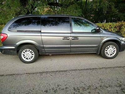 usata Chrysler Voyager CRDI 2.5 7 posti