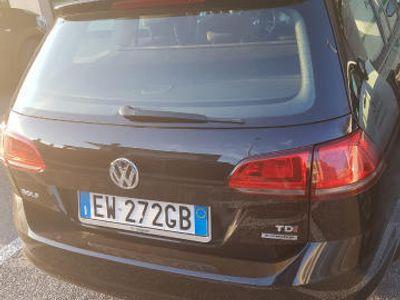 usado VW Golf Variant 1.6 tdi blumotion km. 89.99 anno 2014