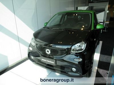usata Smart ForFour Electric Drive Forfour II Passion